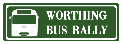 Worthing Bus Rally Logo